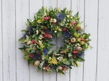 Emery Christmas Wreath (Deposit)