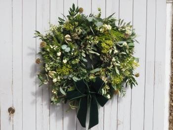 Nova Christmas Wreath