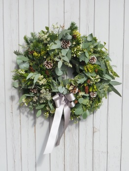 Sienna Christmas Wreath