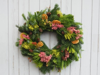"""Ada"" Wreath Making Kit"