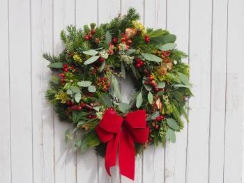 """Juniper"" Wreath Making Kit"