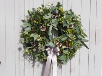 """Sienna"" Wreath Making Kit"