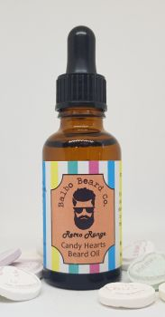 Candy Hearts Beard Oil 30ml