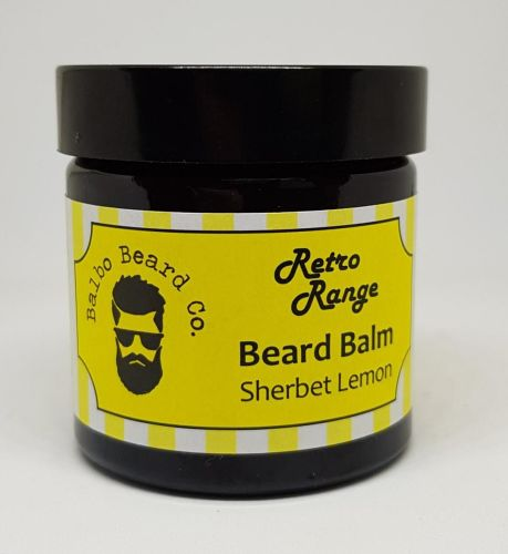 Sherbet Lemon Beard Balm 60ml