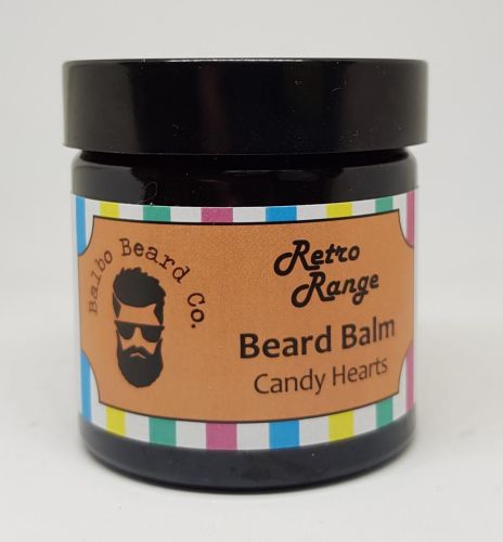 Candy Hearts Beard Balm 60ml