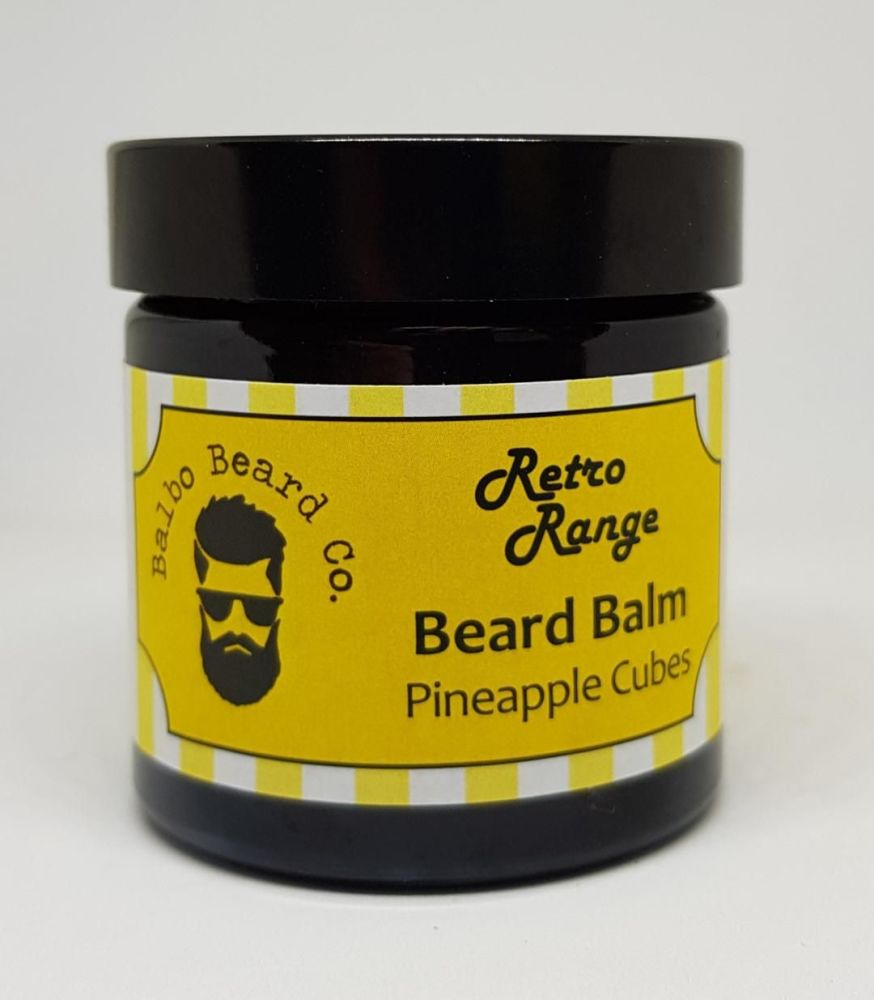 Pineapple Cubes Beard Balm 60ml