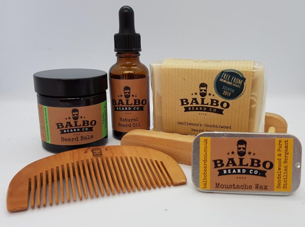 <!--006--> Beard Product Sets/Kits