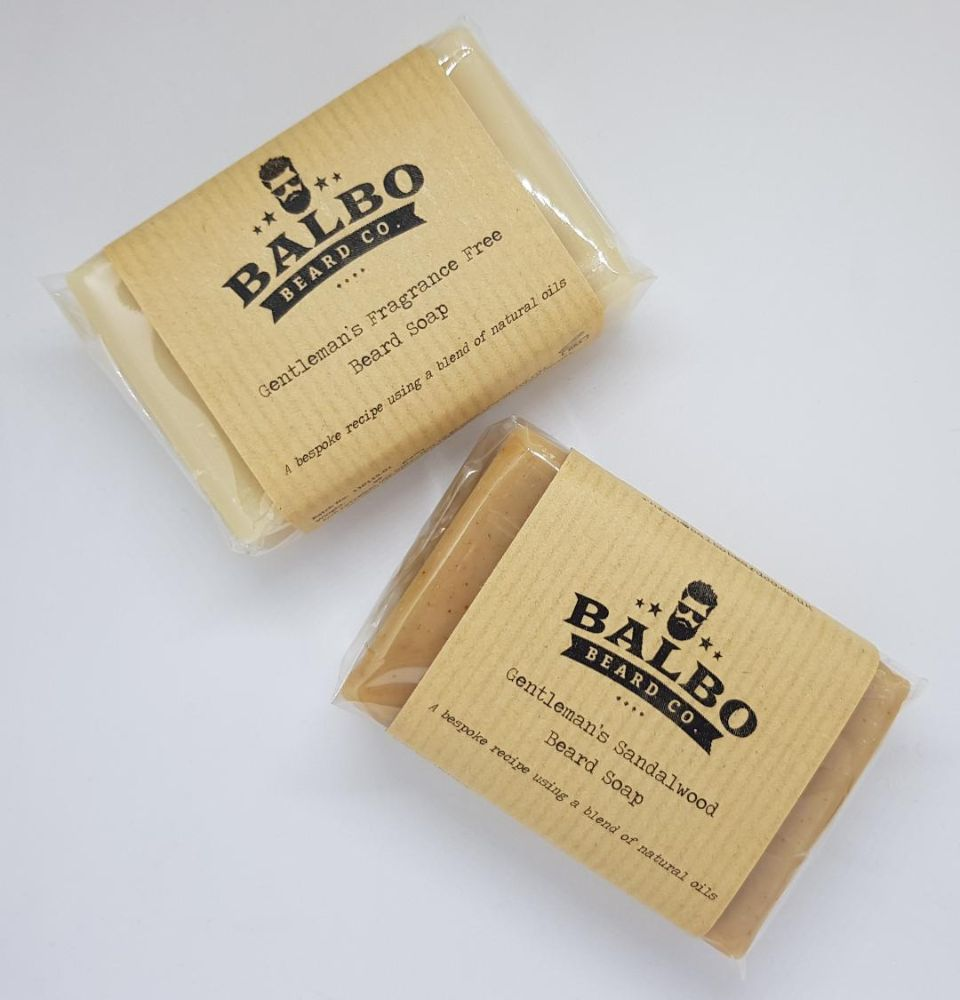 Beard Soap NEW PALM FREE!