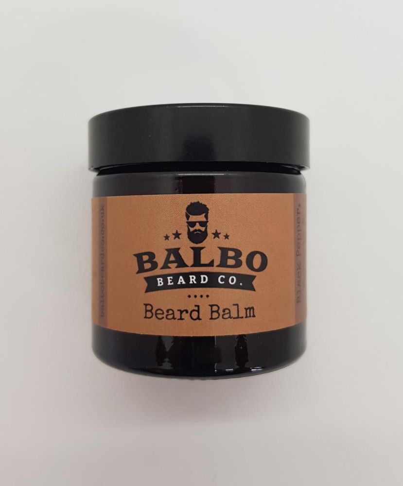 #10 Black Pepper, Benzoin & Neroli Beard Balm (15ml or 60ml jars)
