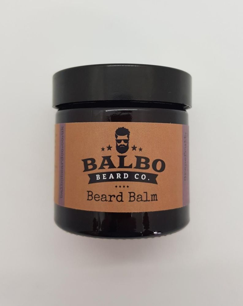 #11 (Grapefruit, Patchouli & Cedarwood) Beard Balm. 15ml or 60ml Jars