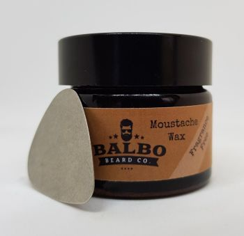 Natural Frangrace Free Moustache Wax 15ml