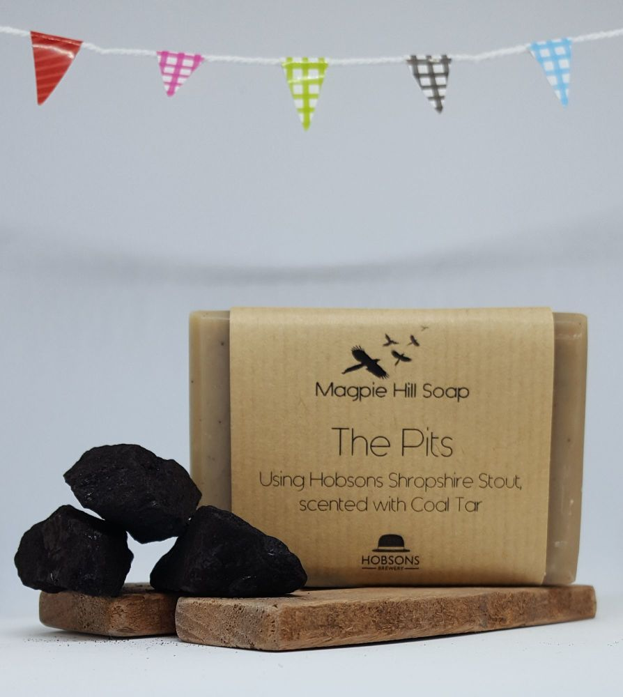 The Pits Beer Soap