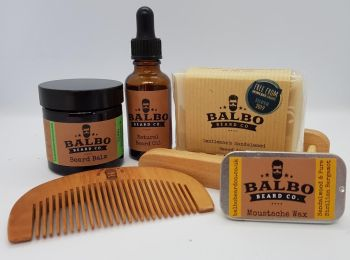 The Balbo Grooming Set