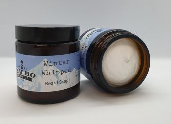 NEW! Winter Whipped Beard Soap