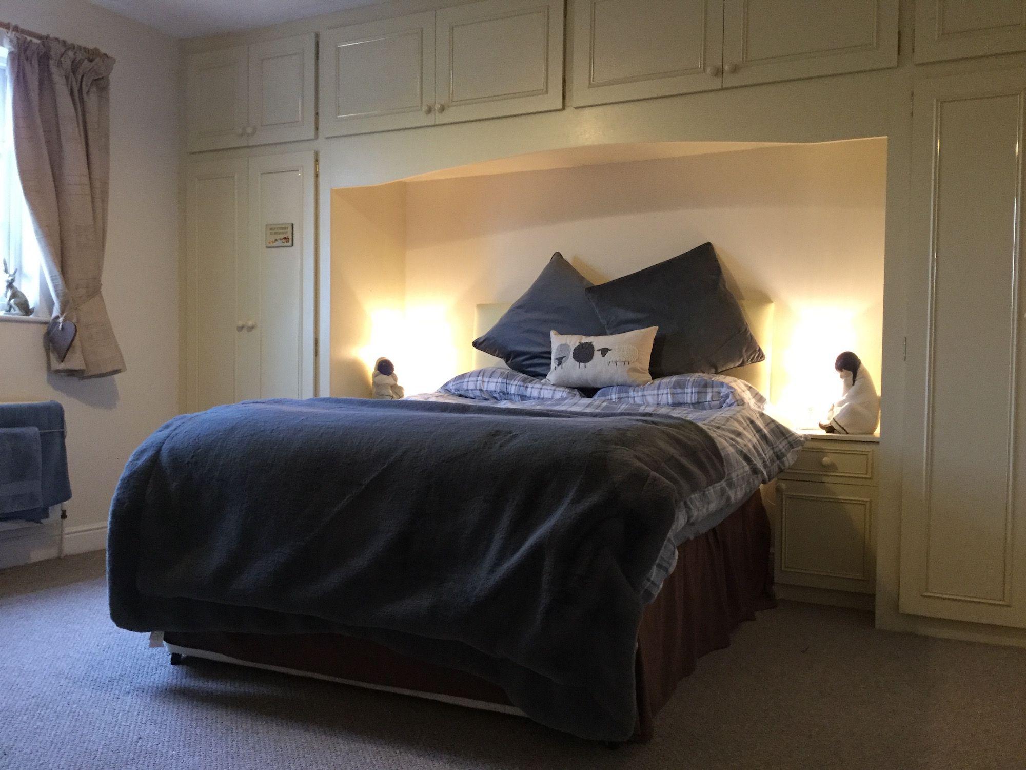 Bedroom at Holm Farm