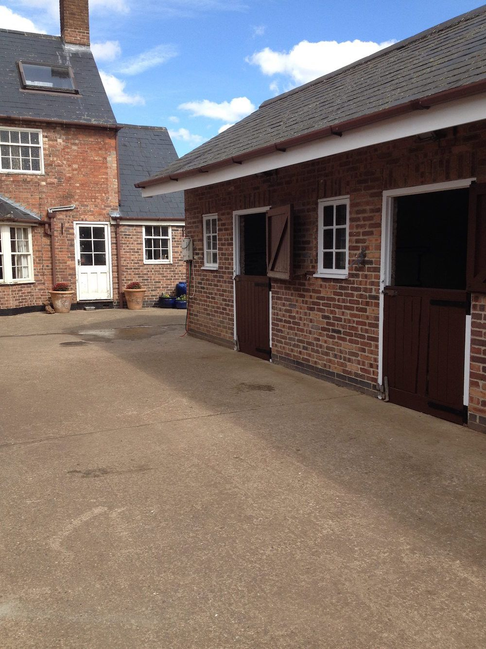 Holm Farm Stables