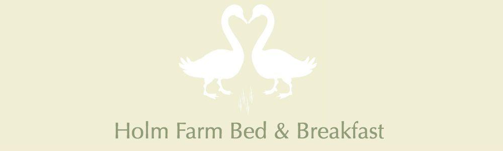 Holm farm logo