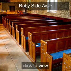 Nicola Benedetti <br>Side Aisle Seats <br>Ruby Friend