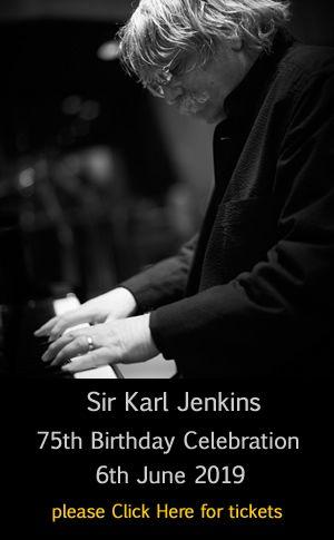 Sir Karl Jenkins