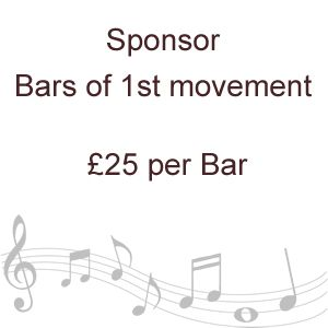<!-- 010 -->Sponsor Bars of 1st movement