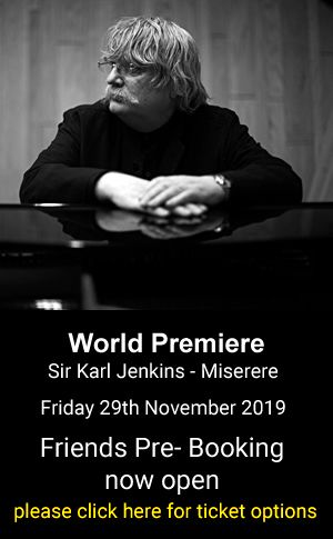 <!-- 002 -->Sir Karl Jenkins Miserere