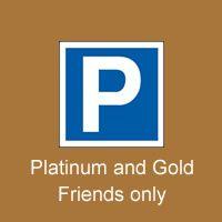 <!-- 004 -->Howard Shelley<br /> Parking Gold or Platinum Friend