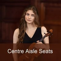 <!-- 001 -->Shoshanah Sievers<br /> Performs Bruch<br /> Centre aisle seat