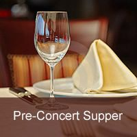 Shoshanah Sievers Performs Bruch Pre-concert supper