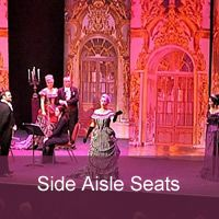 <!-- 002 -->A Night at the Opera<br /> Black-Tie Gala<br /> Side aisle seat