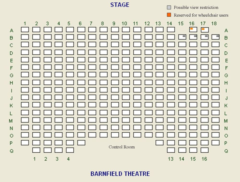 Seating Configuration
