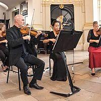 Mendelssohn Octet  Side aisle seat
