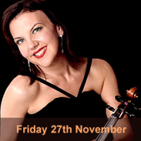 The Lark Ascends Friday 27th November  Side aisle seat