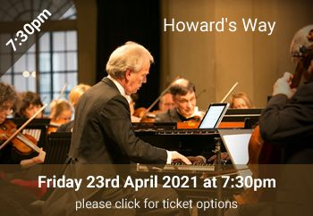 4. Howards Way<br>7:30 Friday 23 April 2021
