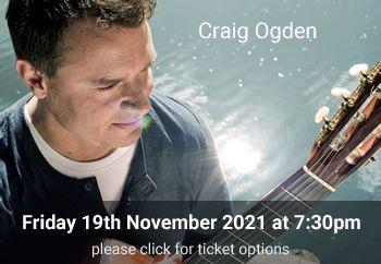 7. Craig Ogden<br>Friday 19 November 2021