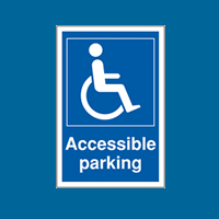 Howards Way 7:30 Friday 23 April 2021 Accessible Parking