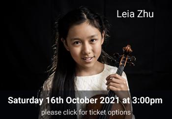 5 Tchaikovsky in Grayshott<br>Saturday 16 Oct 2021