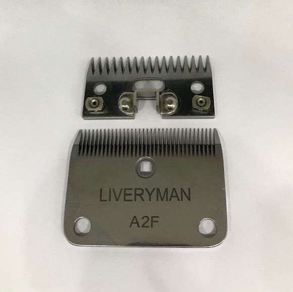 Liveryman A2 Fine Blades For Lister Clippers