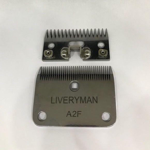 Liveryman A2 Fine Blade