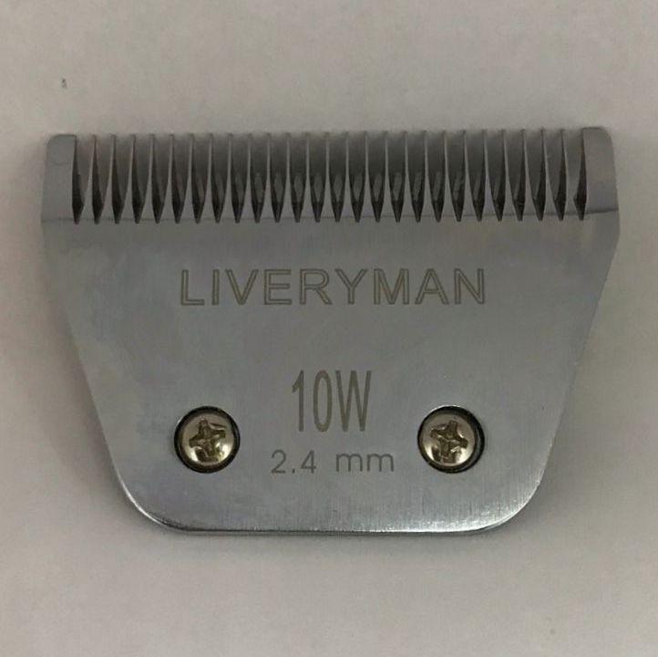 Liveryman  10W Medium Blades