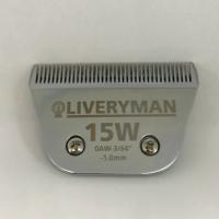 Liveryman 15W Fine Blades