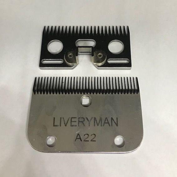 Liveryman Fine Blades A22