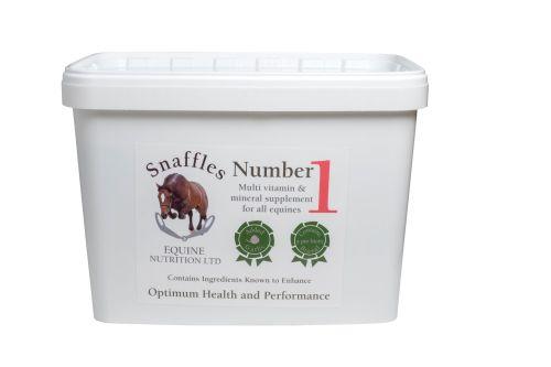 Snaffles No. 1 Boost - 10kg - CLICK TO BUY