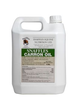 Snaffles Carron Oil - 4.5Litres - CLICK TO BUY