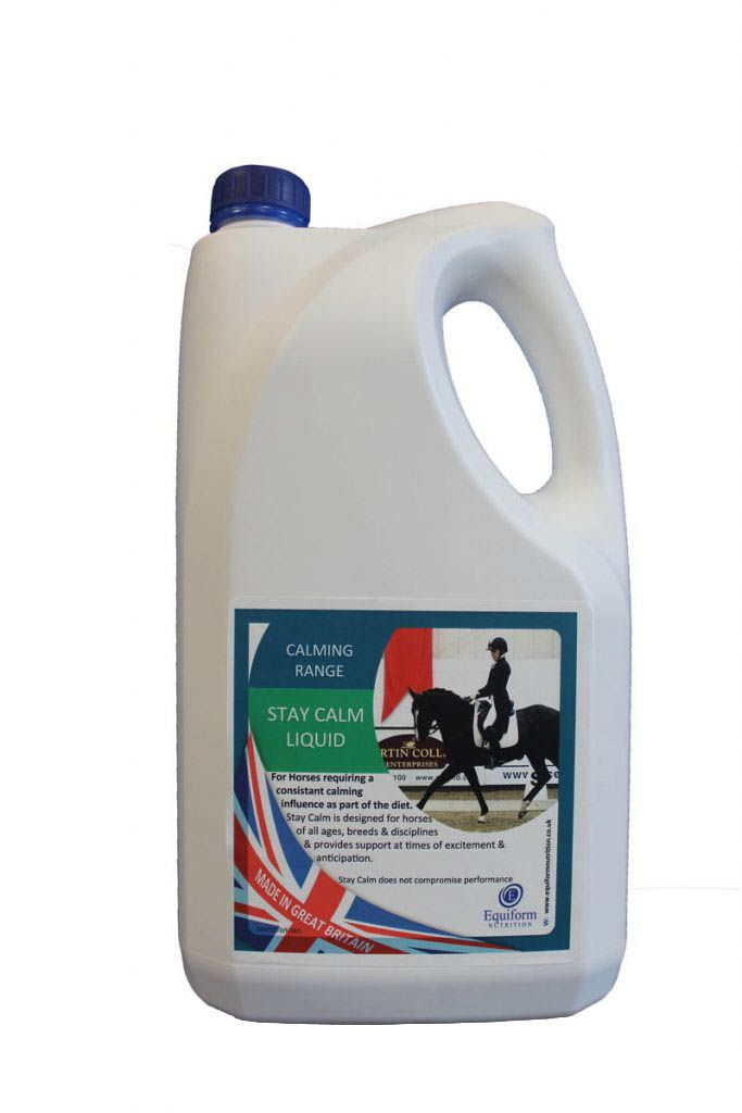 Equiform Stay Calm Liquid - 5 Litres - CLICK TO BUY