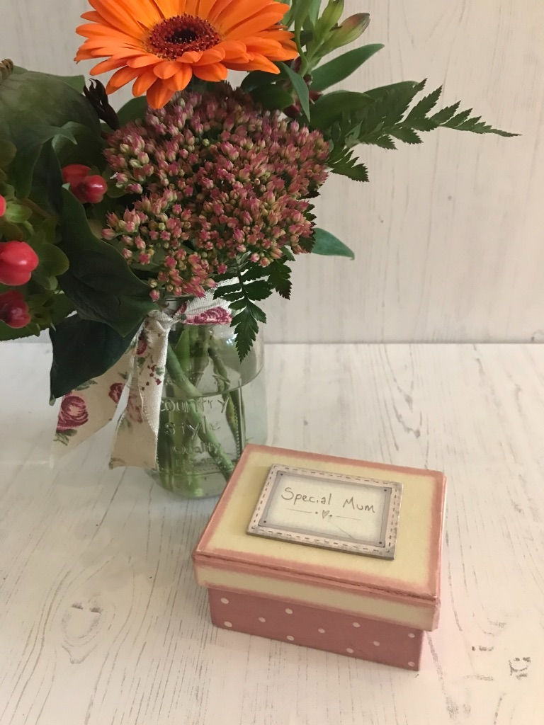 Special Mum Wooden Gift Box