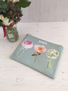 Peonie Cole Time to Bloom Pouch