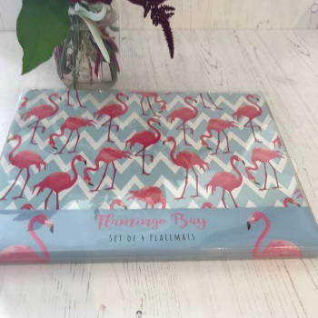 Flamingo Place Mats