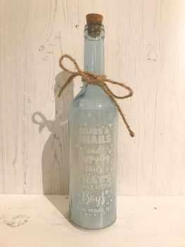 Baby Boy Starlight Bottle