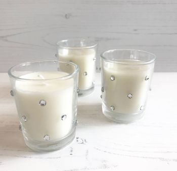 Diamante Candles