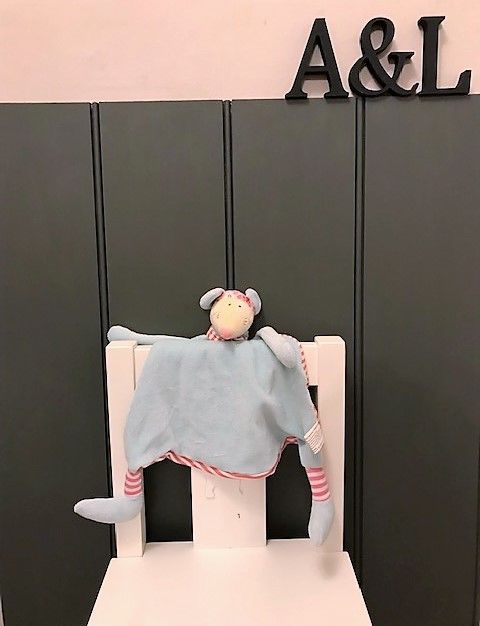 Mouse - Pastel Blankie